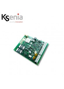 Scheda GSM/GPRS gemino4 con 4 inputs/outputs