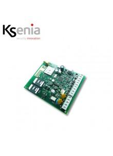 Scheda GSM/GPRS gemino4 con 4 inputs/outputs