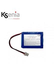 Batteria Ioni di Litio 7,4 Vcc-850 mAh