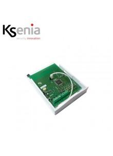 Ricetrasmettitore/Ripetitore duo BUS wireless 868MHz/bidirezionale