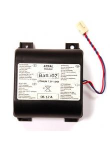 Batteria ricambio Batli02